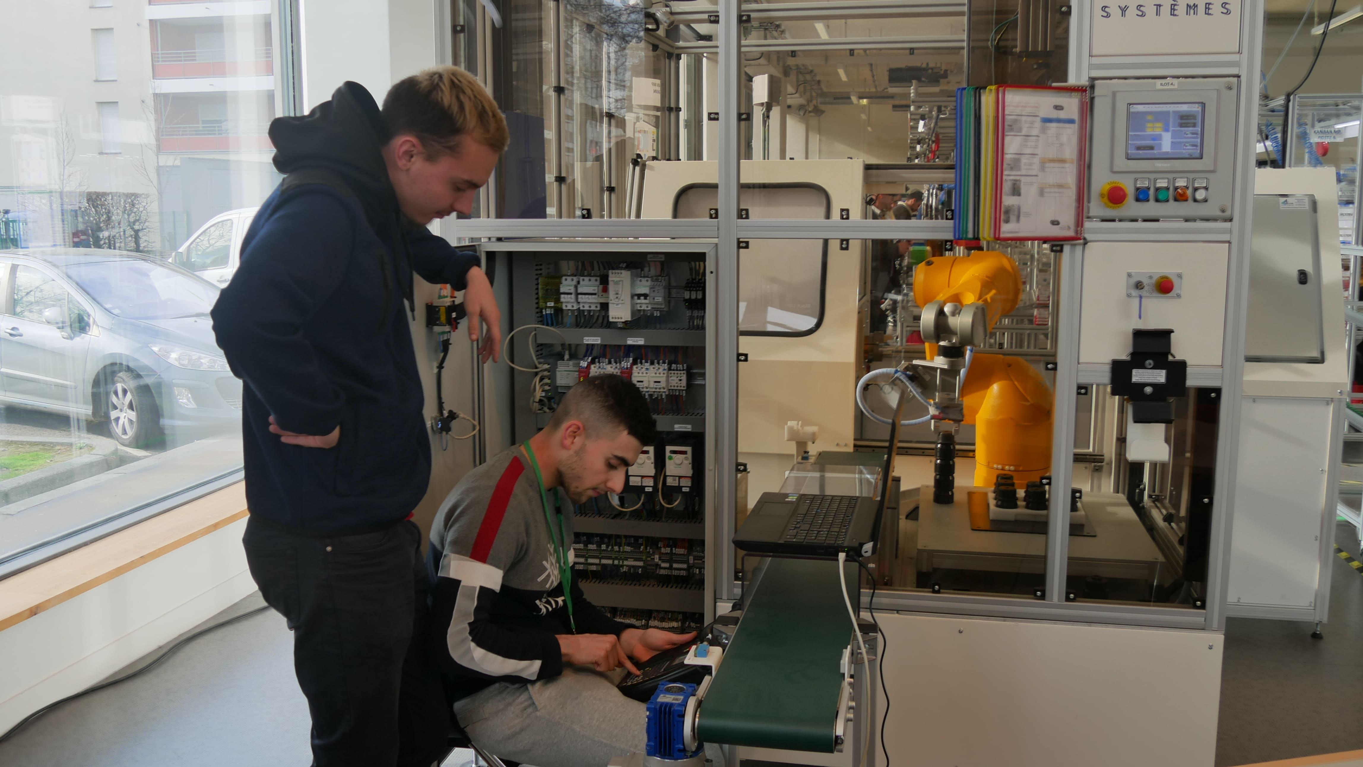 atelier robotique iri 5