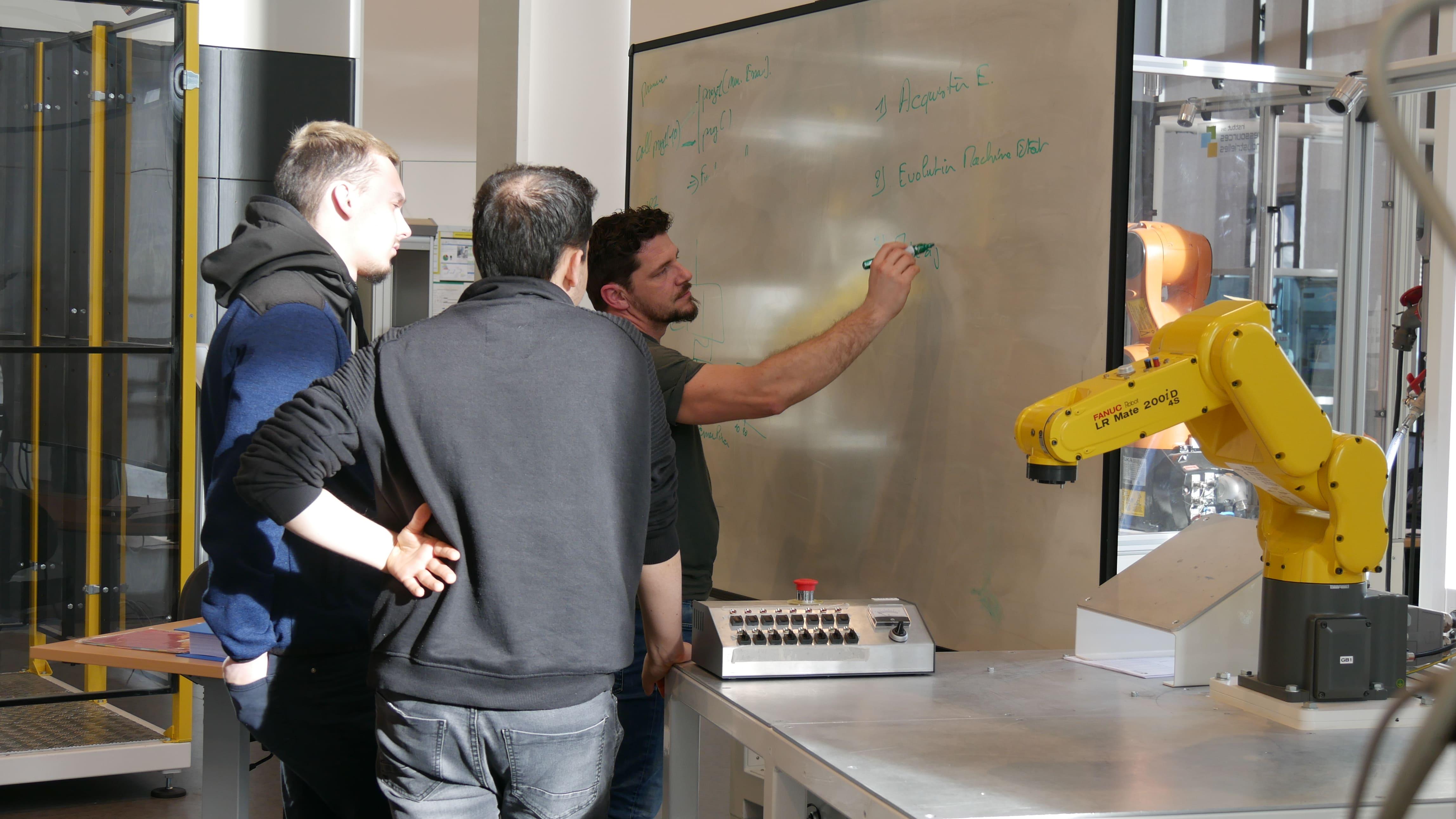 atelier robotique iri 1