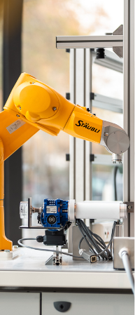 robot STAUBLI
