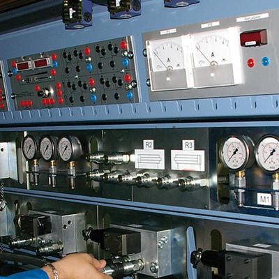 Dépanner et/ou régler une installation hydraulique simple