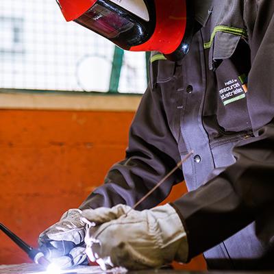 Soudeur Industriel (CQPM)