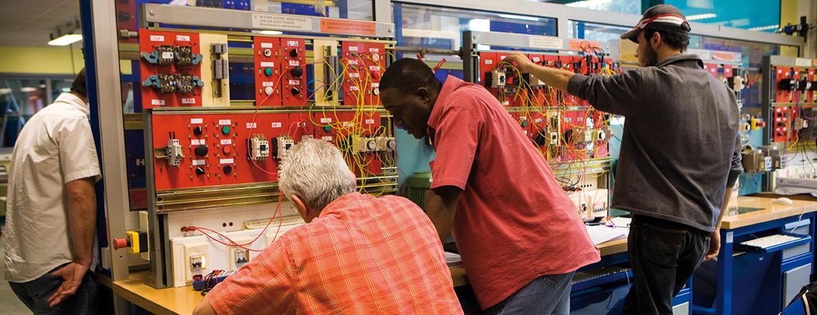formation electricite niveau 2 lyon