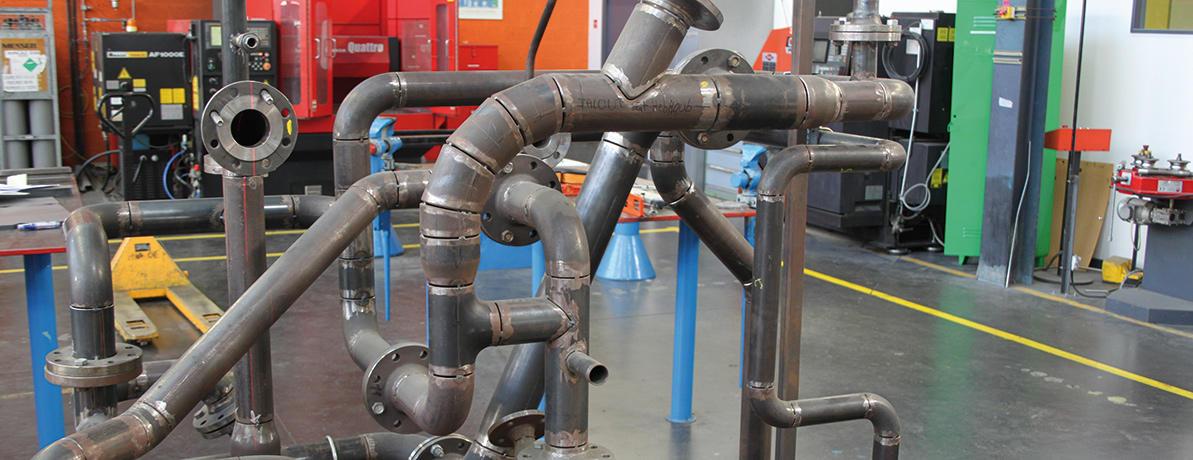 formation assembler lignes tuyauterie lyon