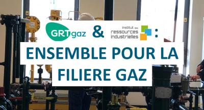 GRTgaz & iri : ensemble pour la formation des futurs techniciens de la filière gaz