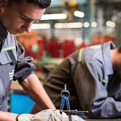 Technicien en Chaudronnerie Industrielle (Bac TCI)