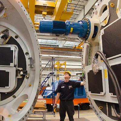 Technicien Industrialisation