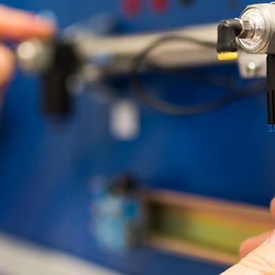 Intervenir sur un circuit électro-pneumatique