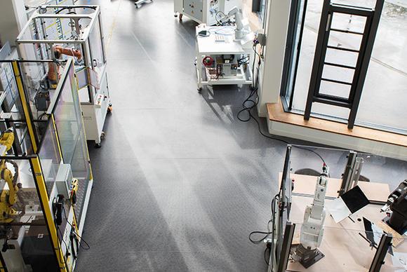 formation projet robotisation lyon