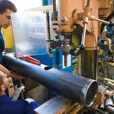 Réalisations Industrielles en Chaudronnerie ou Soudage option A : Chaudronnerie (Cap RIC S-C)