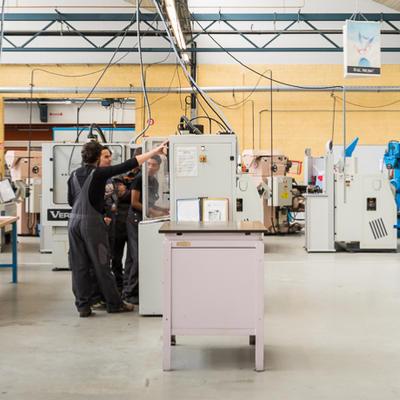 Métiers de l'Industrie : Conception de Produits Industriels, Spé. Conception et Chaîne Numérique (Licence CCN)
