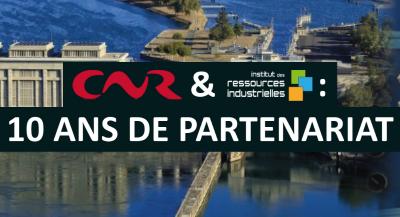 CNR & iri : retour sur 10 ans de partenariat