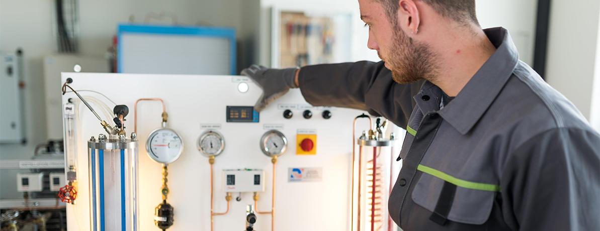 formation conduite machines frigorifiques lyon