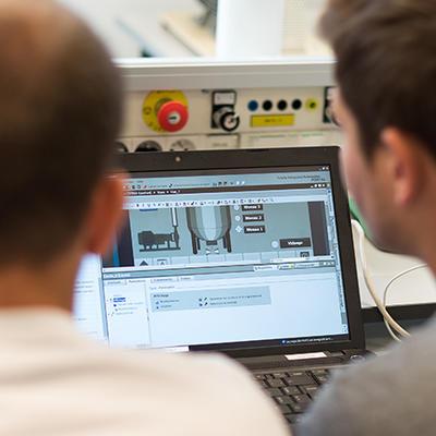 SIEMENS : Intégrer une Interface Homme Machine (WinCC Comfort)